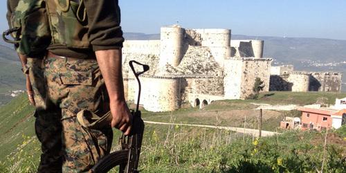 Sauver le patrimoine culturel syrien