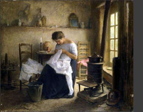 Conditions de vie des ouvriers : une lingère à Lille au 19ème - 4