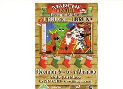 marché de Noël d'Urrugne les 5-6 et 7 décembre 2014