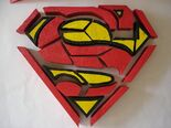 Insigne SUPERMAN