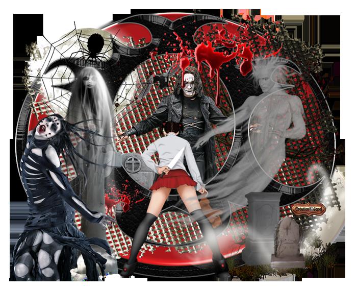 Halloween ou Gothique ? Chez Nathie -13or par Jopel