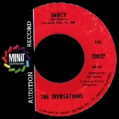 Trensations (The) - Saucy