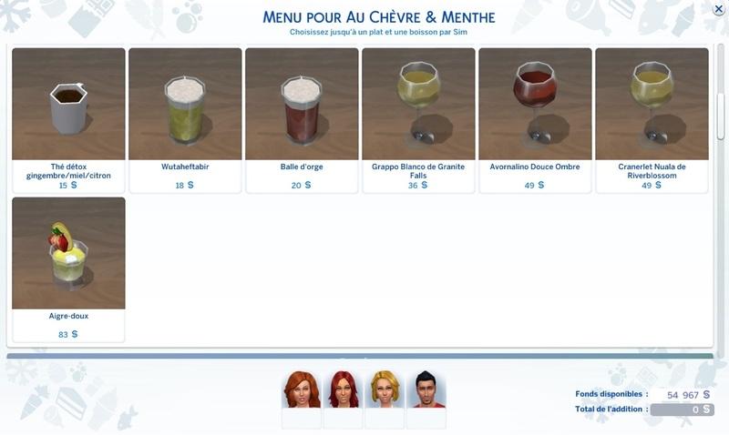 [Restaurant] Au Chèvre & Menthe