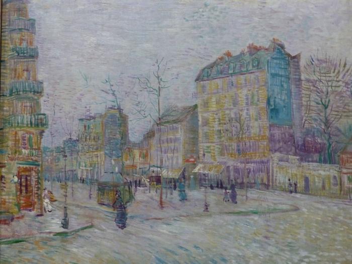 Van Gogh , suite
