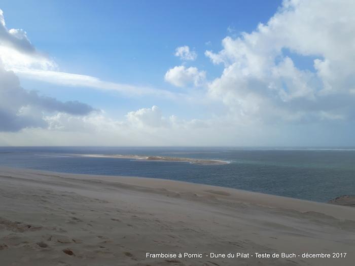 Dune du Pilat - Teste de Buch - Gironde - 2018 - Banc d'Arguin