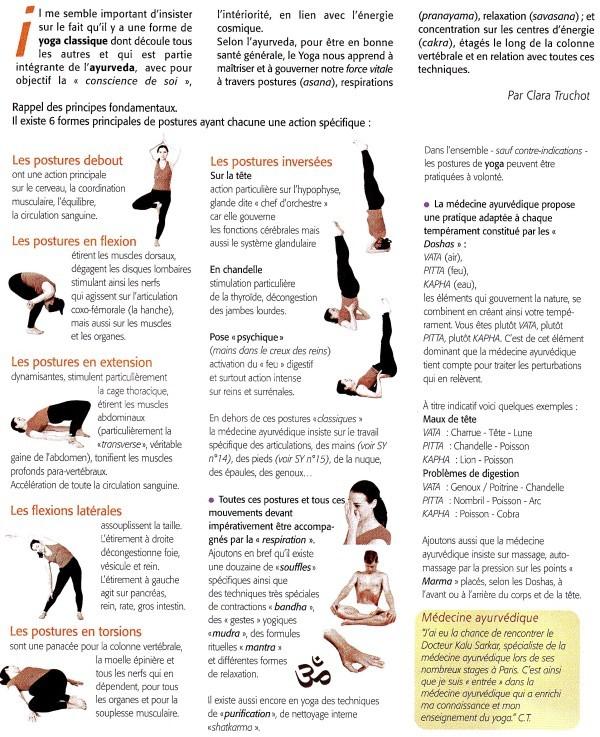 santé yoga abonnement