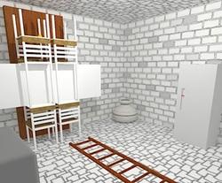 Jouer à White room escape