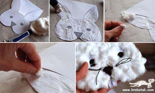 Lapin en coton