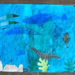 Trop bien les poissons! par Lola et Kelvin
