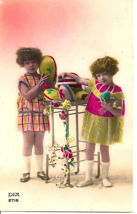 Joyeuses Pâques à toutes et tous. Courage !