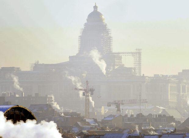 """""""La pollution de l'air va causer la mort prématurée de milliers d'Européens"""""""