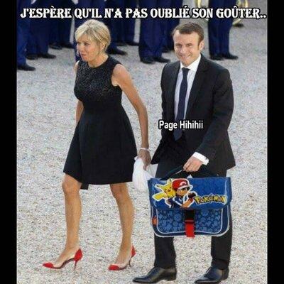 Aïd-el-kébir, Macron et la population, le tout avec humour ce mercredi !
