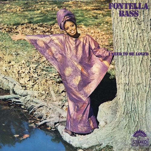 "Fontella Bass : Album "" I Need Be Loved "" America Records 30 AM 6119 [ FR ]"