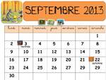 CALENDRIERS 2013 2014