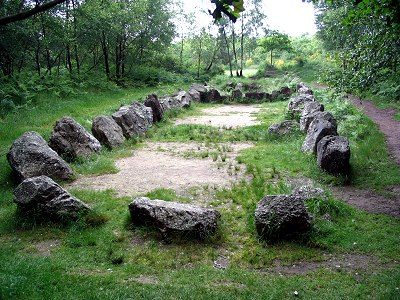 Le Jardin aux Moines (Brocéliande)