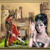 la dame du château
