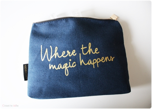 "Birchbox de Décembre ""Where the magic happens"""