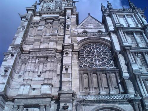 Cathédrale d'Evreux /3/