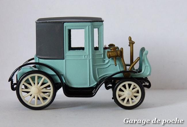 PEUGEOT TYPE 21 COUPE 1898 RAMI JMK