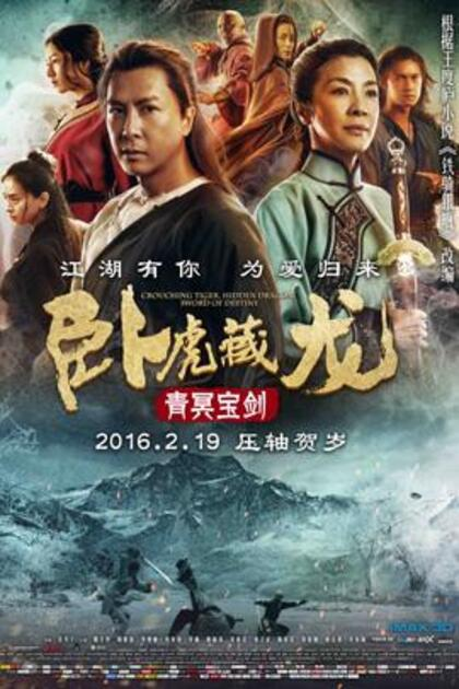 BOX OFFICE CHINE DU 15 FEVRIER 2016 AU 21 FEVRIER 2016