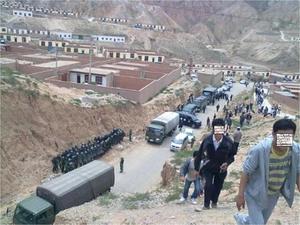 tibetan Chentsa immolation