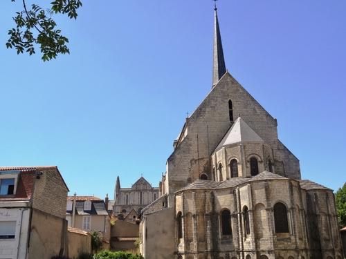 Poiters: autour de la Cathédrale (photos)