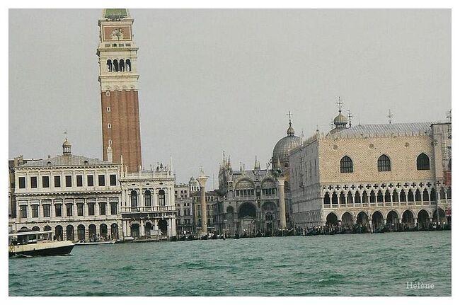Premier jours à Venise