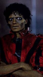 Thriller ( M. Jackson) pour les 6 ans de FTS