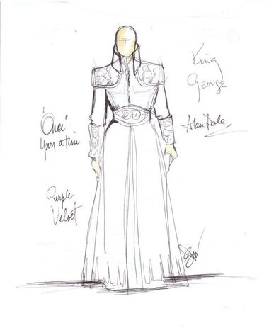 Take a sneak peek at over 40 designs from OUAT Costumer Eduardo Castro - Exclusive to Once Upon A Fan: