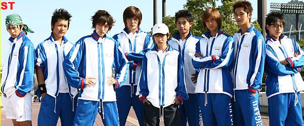 Prince of Tennis Live Action
