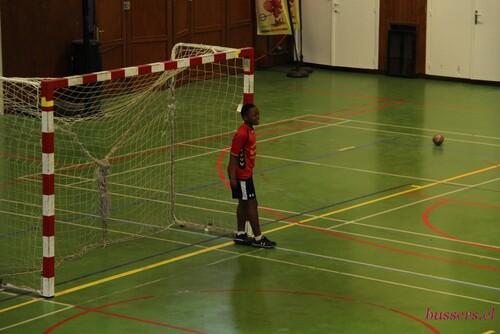 match de handball les poussins