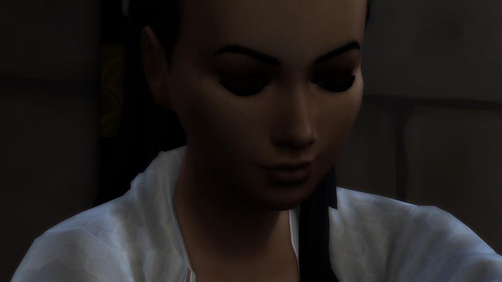 2. La fille