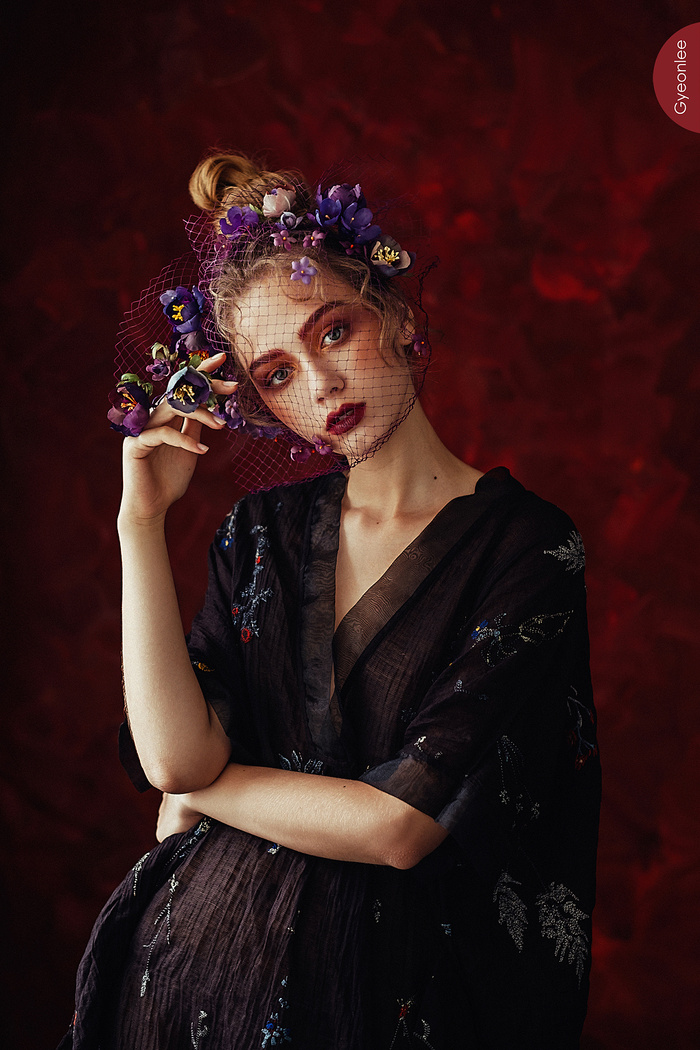 Portrait by Gyeonlee