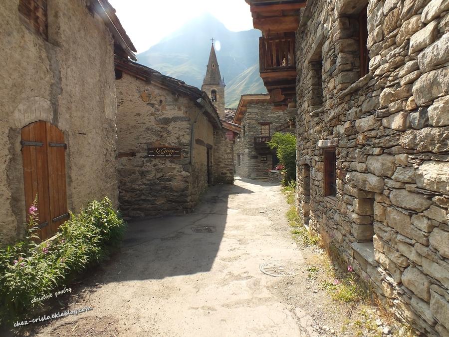 Bonneval sur Arc (Savoie )