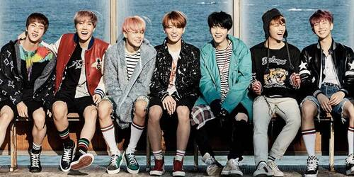 BTS Photos spring day