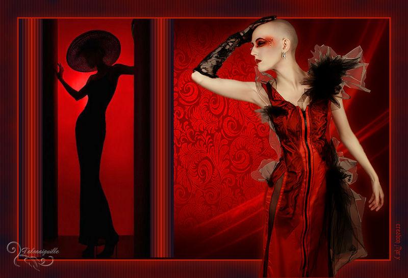 *** Vörös Elegancia ***