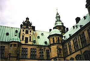 Kronborg+slot+gården