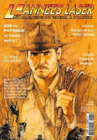 """Les Années Laser N° 285 juin 2021 Le Magazine DVD, Blu-Ray, Home Cinéma """"Magazine"""""""