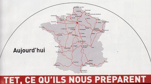 SNCF, la mise à mort lente !!!