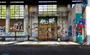 Jouer à WEG Escape from abandoned factory 2