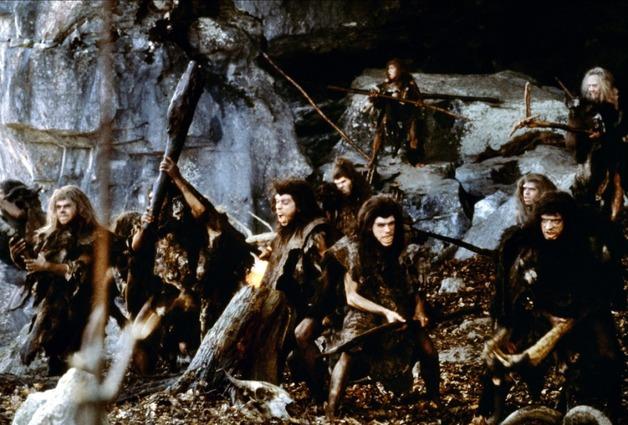 La Guerre du Feu, 1981