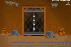Gold mine escape 8