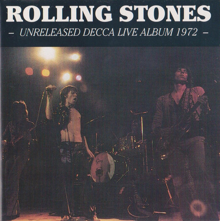 Live : The Rolling Stones - Unreleased Decca Live Album