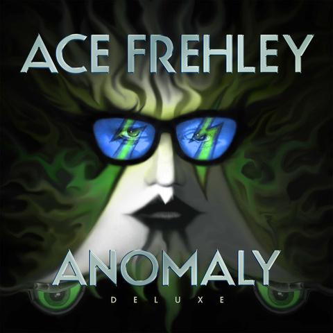 ACE FREHLEY - Les détails de l'album Anomaly Deluxe