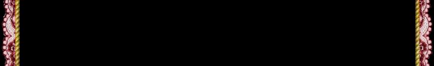 Bordure dentelle