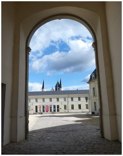 Fontevraud L' Abbaye