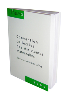 Convention collective des assistantes maternelles