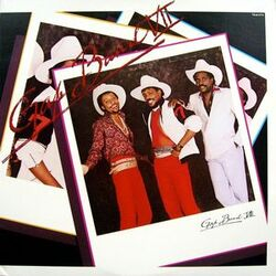 The Gap Band - VI - Complete LP