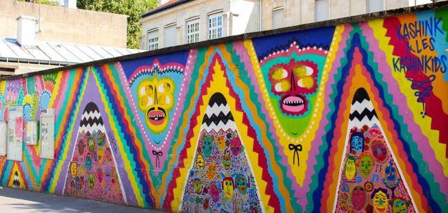 Changement de bandeau du blog : le choix du Street Art