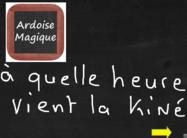 """Nouvelles ardoises magiques """"bloc notes"""""""